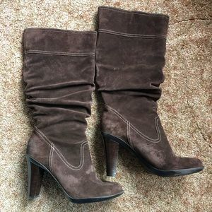 Kenneth Cole Suede Boots, Size 8